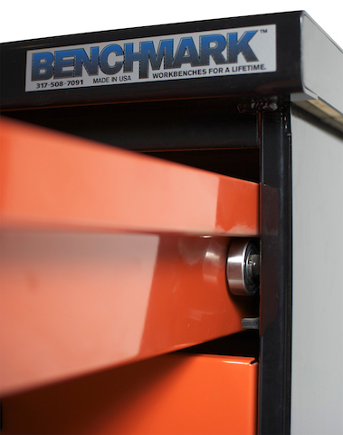 Tough as Nails: Sleek, Stylish Workbench Systems from Gammons Metal