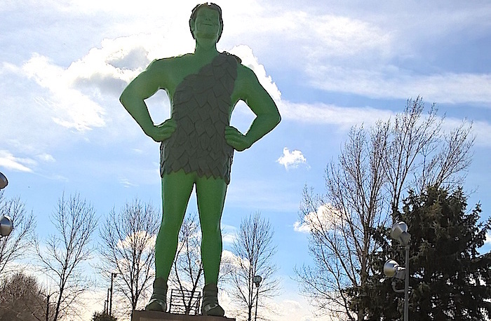 A Great Place to Visit: The Valley of the Green Giant
