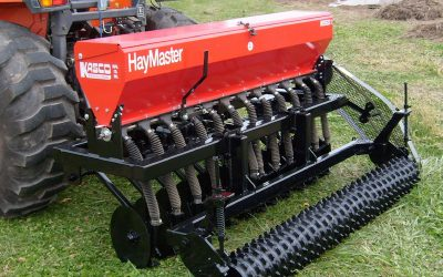 Improve Pastures and Control Erosion With Kasco's Min-Till Drill