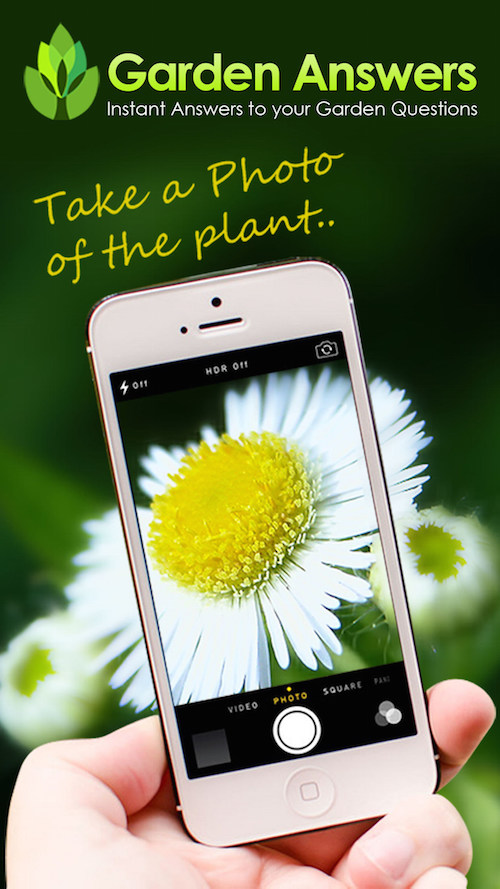 With its easy-to-use interface, the user simply snaps a picture of a flower, or other distinguishing characteristic of the plant, taps submit and within seconds, the app finds possible matches.