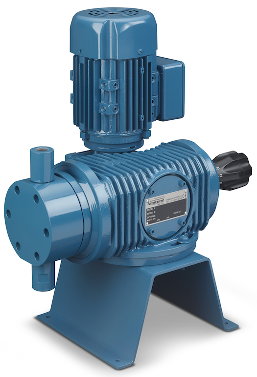 Neptune's new Series MP7000 Mechanically Actuated Diaphragm Metering Pump.