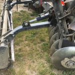 Remlinger Improves Farmer Control of Single Roller Harrows with New Hydraulic Control