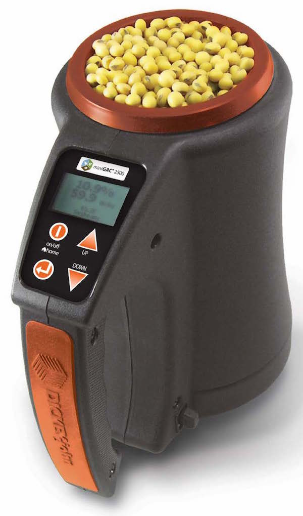 Simplify Grain Temperature Testing Weight And More Ag